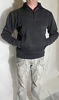 Толстовка чоловіча з утепленого футера тринитки