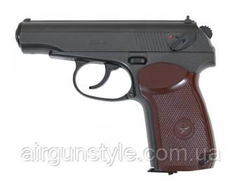 Пистолет пневматический Borner ПМ49 Макаров