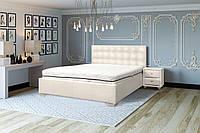 Мягкая кровать Тенесси с подъемным механизмом 160*200