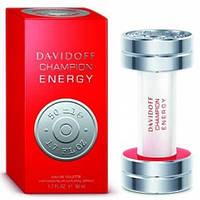 Мужская туалетная вода DAVIDOFF Davidoff Champion Energie EDT Тестер 90 мл (копия)