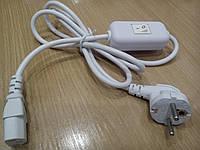 Сетевой шнур (электропитания) для мультиварки Redmond с выключателем, фото 1