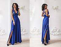 Женское платье из искусственного шелка 454.1 МВ