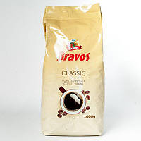 Кофе зерновой Bravos 1 кг.