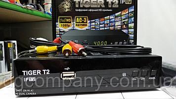 Тюнер Т2 Tiger IPTV(Metal)