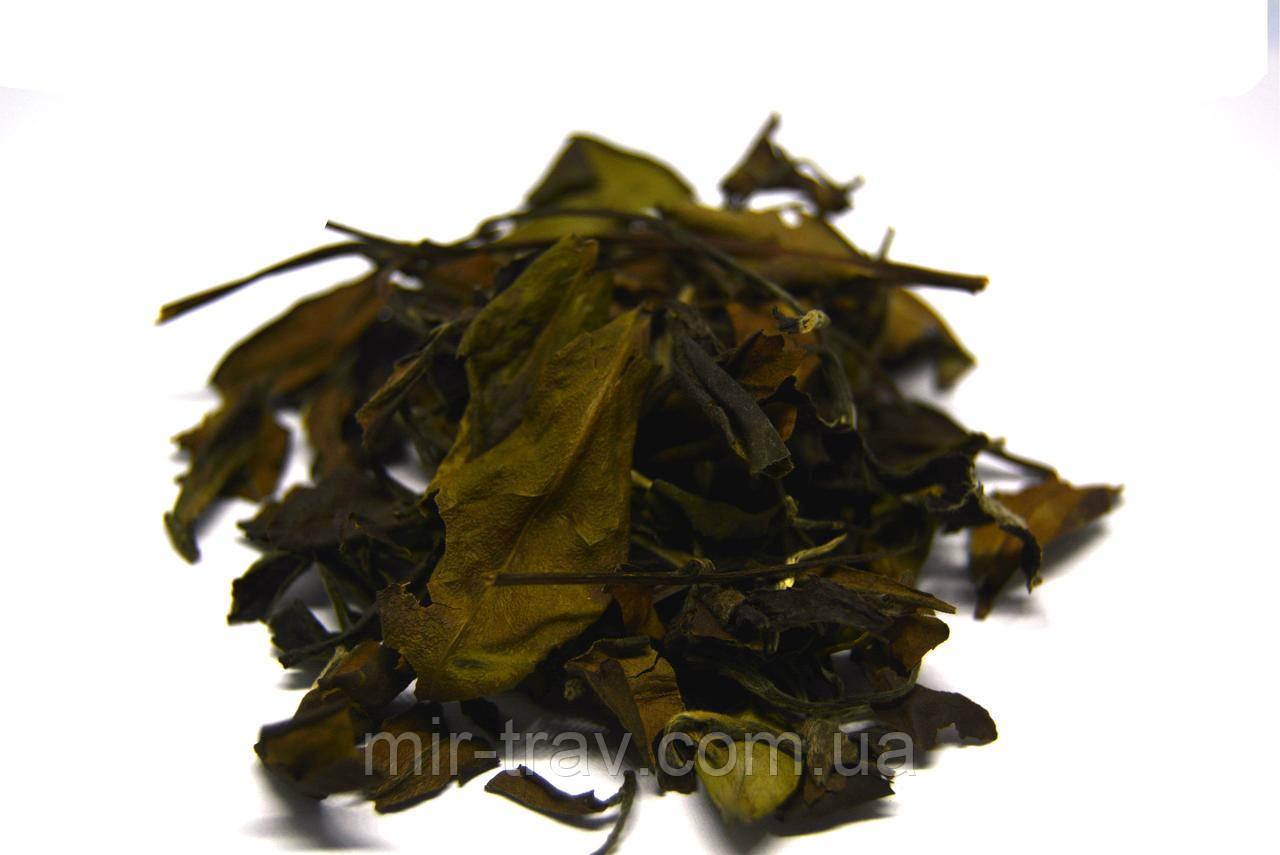 Шу Мей 100 г белый чай (брови старца)