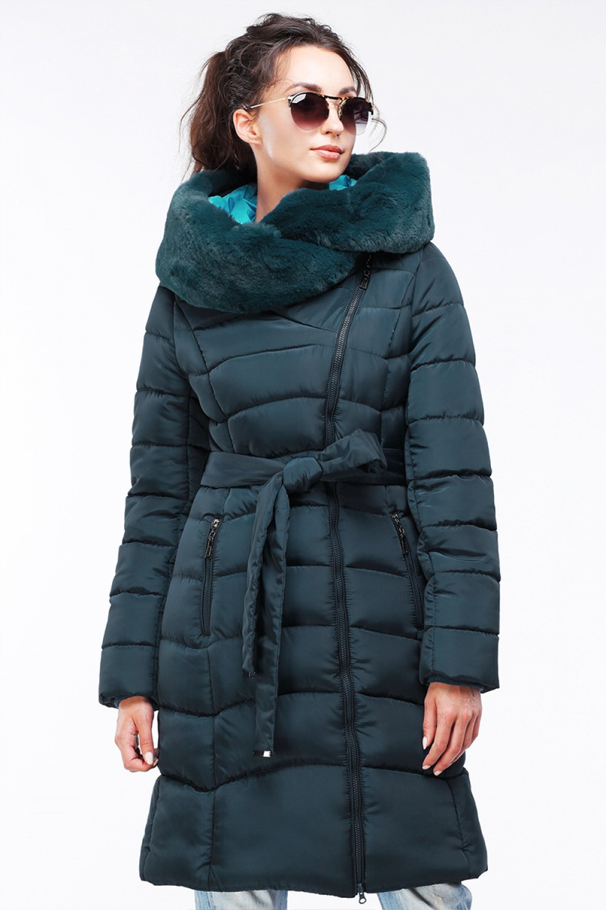 Стильное пальто Зима 2018 - Интернет-магазин Вуаля в Хмельницком dcb78ae49ab07