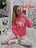 Женский домашний костюм пижама в разных цветах