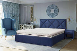 Мягкая кровать Веста с подъемным механизмом (все размеры)