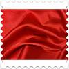 Стрейч Атлас Плотный Красный