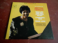 Aretha Franklin The Electrifying CD фирменный б/у