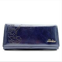 Женский кошелек BАLISА синего цвета с девушкой WPP-054300