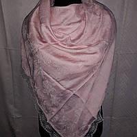 Стильный платок невеста