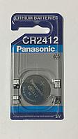 Батарейки Panasonic CR 2412 ОРИГИНАЛ