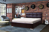 Мягкая кровать Лорд с подъемным механизмом 160*200