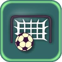 Сетка и гасители для мини-футбола, гандбола