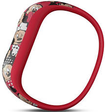 Фітнес-браслет Garmin Vivofit JR 2 Disney Minnie Mouse Stretchy Band, фото 3