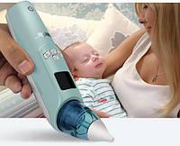 Аспиратор для носа (соплеотсос) «Baby Futur TM»