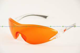 Очки защитные 3M ESPE оранжевые (фотополимерные) 2846