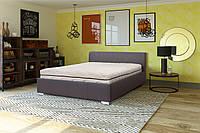 Мягкая кровать Ромо с подъемным механизмом 140*200