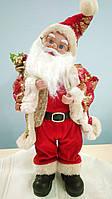 Санта музыкальный под елку, 40,5 см