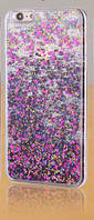 Чехол Liquid Glitter Series5 IPHONE 7/8 (Purple), фото 1