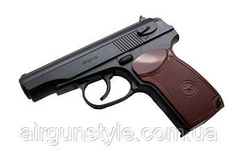 Пистолет пневматический Borner PM-X Makarov