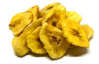 Банан сушеный чипсы