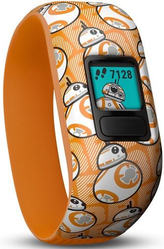 Фітнес-браслет Garmin Vivofit JR 2 Star Wars BB-8 Stretchy Band