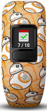 Фітнес-браслет Garmin Vivofit JR 2 Star Wars BB-8 Stretchy Band, фото 2