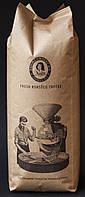 Кофе эспрессо 20% Арабика 80% Робуста зерно 0,5 кг
