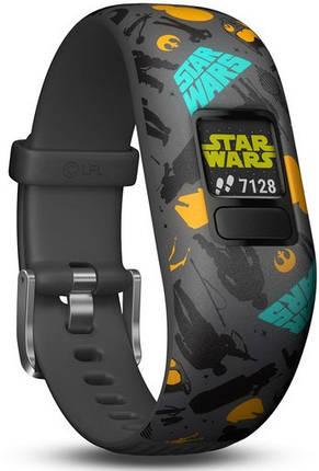 Фітнес-браслет Garmin Vivofit JR 2 Star Wars The Resistance Adjustable Band, фото 2