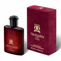 Мужская туалетная вода TRUSSARDI Trussardi Uomo The Red edt Тестер 100 мл (копия)