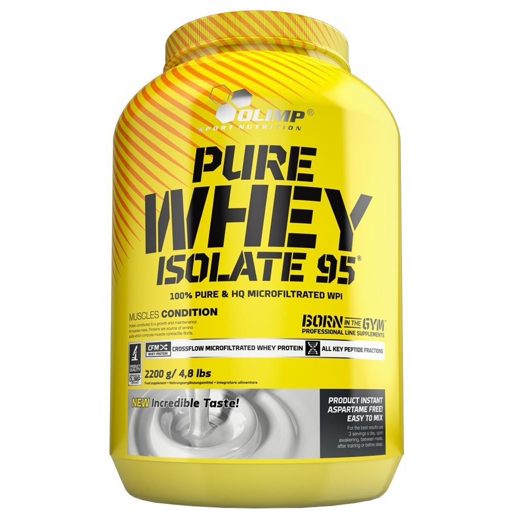 Протеин OLIMP Pure Whey Isolate 95 2,2 kg