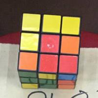 Кубик Рубика BT-RC-0001 кул. 5,3*5,3*5,3 ш.к./360/(BT-RC-0001)