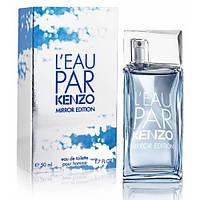 KENZO Kenzo LEau Par Kenzo Mirror Edition Pour Homme edt 100 мл (ОАЕ)