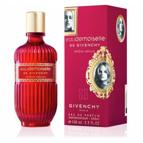 GIVENCHY Givenchy Eaudemoiselle De Givenchy Amber Velours edp 100 мл (