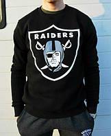Свитшот, кофта, реглан Raiders, Реплика