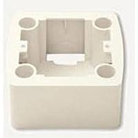 Коробка для наружного монтажа VIKO Carmen крем