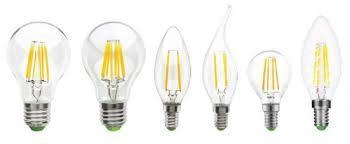 Лампа светодиодная FILAMENT