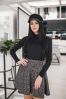 Женская юбка букле Модель 207 РКК