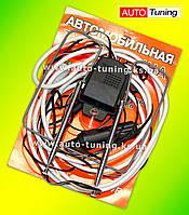 TAWR - Активная автомобильная антенна с усилителем для уверенного приема TV, 12V, TVAA, A-001