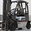 Складской вилочный погрузчик 2,5 тонны Nissan U1D2A25LQ б/у