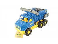 """Авто """"City truck"""" самосвал, в сетке 40*25*19 см, ТМ Wader (6шт)(39398)"""