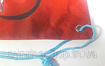 """Рюкзак для сменной обуви на затяжке """"Тачки"""", фото 2"""