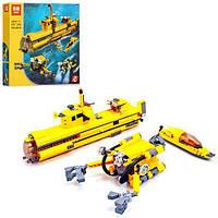 """Конструктор """"Lepin"""" """"Подводная лодка"""", 673 дет., в кор. 43*43*7,5см (9шт)(24012)"""