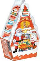 Новогодний набор Kinder Mini Mix Домик 85.5 г