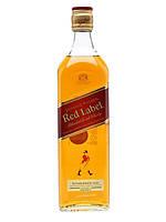 Виски бленд Johnnie Walker Red Label 0,7l