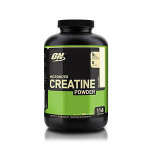 Креатин Optimum Nutrition Creatine 600 g