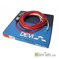 Двужильный нагревательный кабель DEVIflex 10T 2м (140F1215)