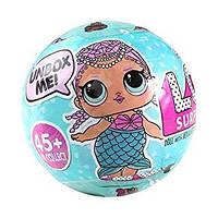 Кукла lol surprise в шарике, с аксессуарами,Cюрприз кукла в яйце,Кукла-шарик LOL